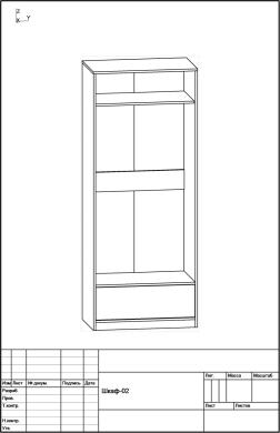 Шкаф - 02 РТВ, фото 2