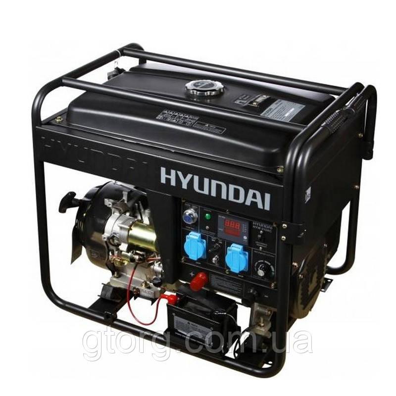 Генератор сварочный Hyundai DHYW 210AC