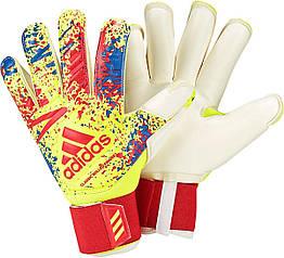 Вратарские перчатки adidas CLASSIC PRO GC Оригинал (DT8746)