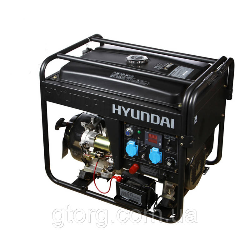 Генератор сварочный Hyundai HYW 210AC