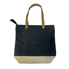 Эко-сумка с подкладкой