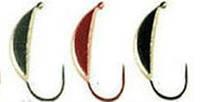 Мормышка вольфрамовая  «Банан» 2,5