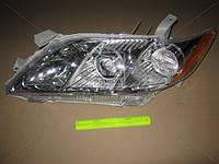 Фара левая механическая TOYOTA CAMRY (Тойота Камри) 2006-2010 (пр-во TYC)