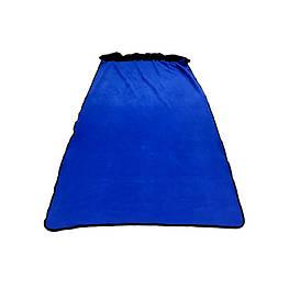 Дорожный трансформер (подушка - плед)
