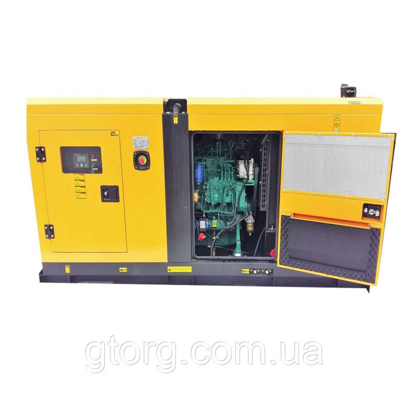 Дизельный генератор DDE70 50 кВт DEUTZ