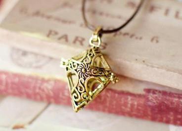 Аромакулон кельтский крест бронзовый