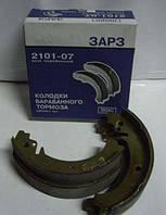 Колодки тормозные задние ВАЗ 2101 2107 ЗАРЗ