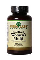 Витамины для женщин FormLabs WOMEN'S MULTI 120 таблеток