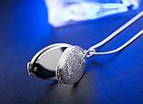 Срібний медальйон фото рамка (4 фото), фото 4