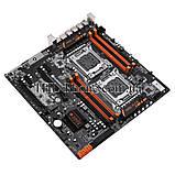 Комплект 2* Xeon e5 4620 v2 2680 v1 V 24 ядра HUANANZHI X79 Board Dual Пам'ять 16/32/64 Гб 2 Lga 2011 Huanan, фото 3
