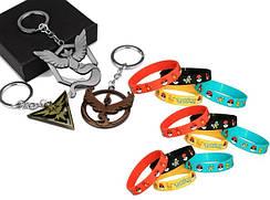 Брелки и браслеты Покемон Го Pokemon Go