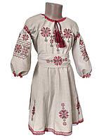 Вишиванка та вишиті сукні до новорічних свят для дівчаток!