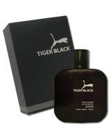 Мужская туалетная вода «Tiger black man new» 100 ml
