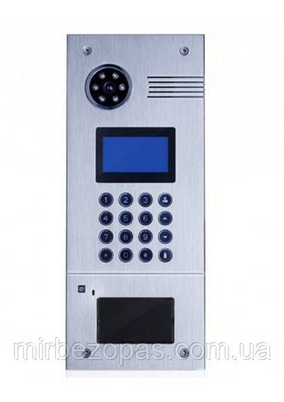 Вызывная панель AA-05 v3 Hybrid для IP-домофонов