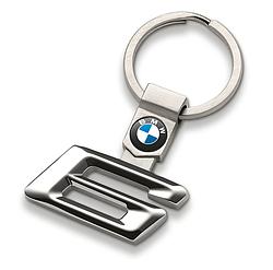 Оригинальный брелок для ключей BMW 6 Series Key Ring, Silver (80272454652)