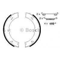 Колодки гальмівні барабанні ЗАДН MB SPRINTER 3.5 T HAND BRAKE 309CDI, 311CDI, 315CDI, 318CDI, 324 06/06-