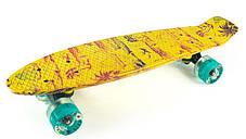 "Fish Skateboards LED Joker 22.5"" - Джокер 57 см, фото 2"