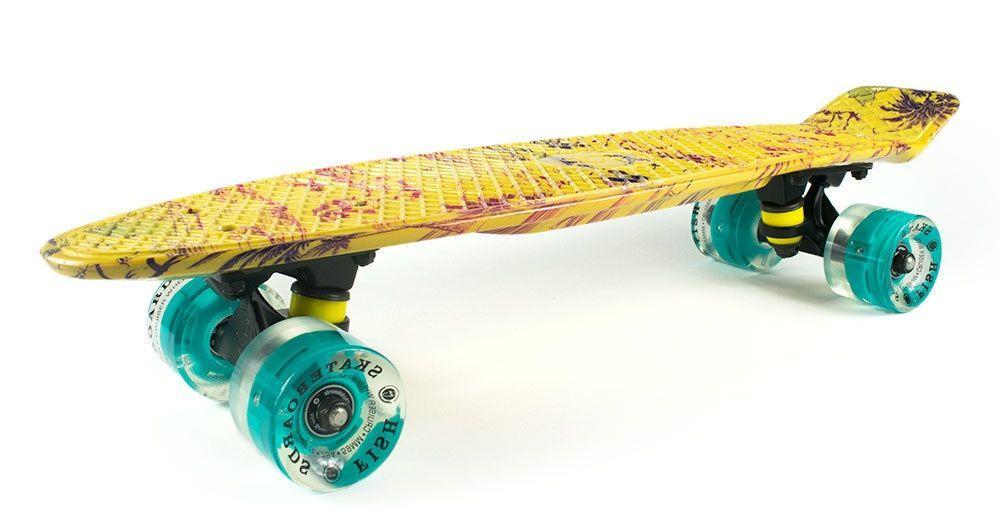 "Fish Skateboards LED Joker 22.5"" - Джокер 57 см"