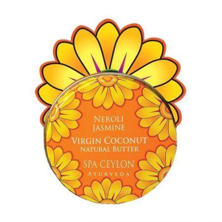 Кокосовый баттер Нероли и Жасмин (Spa Ceylon), 25 грамм