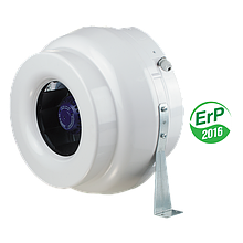 Вентилятор турбина центробежный канальный пластиковый корпус