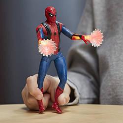 """Spider -Man  Людина-павук - 15 см ( Человека-Паука """"Паутинный город""""  Человек-Паук Hasbro, MARVEL )"""