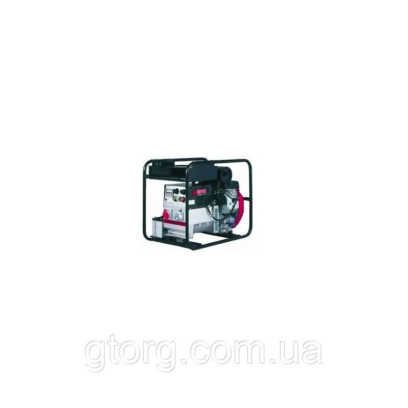 Бензиновый генератор сварочный