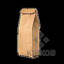Пакет с центральным швом 90*320 ф (30+30) крафт, фото 2