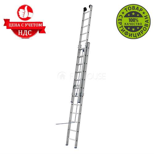 Купить Лестница алюминиевая Elkop 2-х секц.VHR PL 2x22