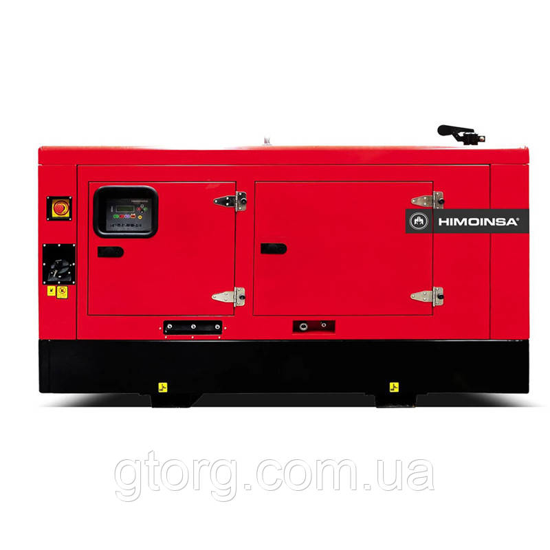 Дизельный генератор открытого типа от 5 кВА до 2600 кВА.