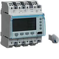 Таймер цифровой универсальный Hager 10 А 2НВ+2НЗ (EG493E)