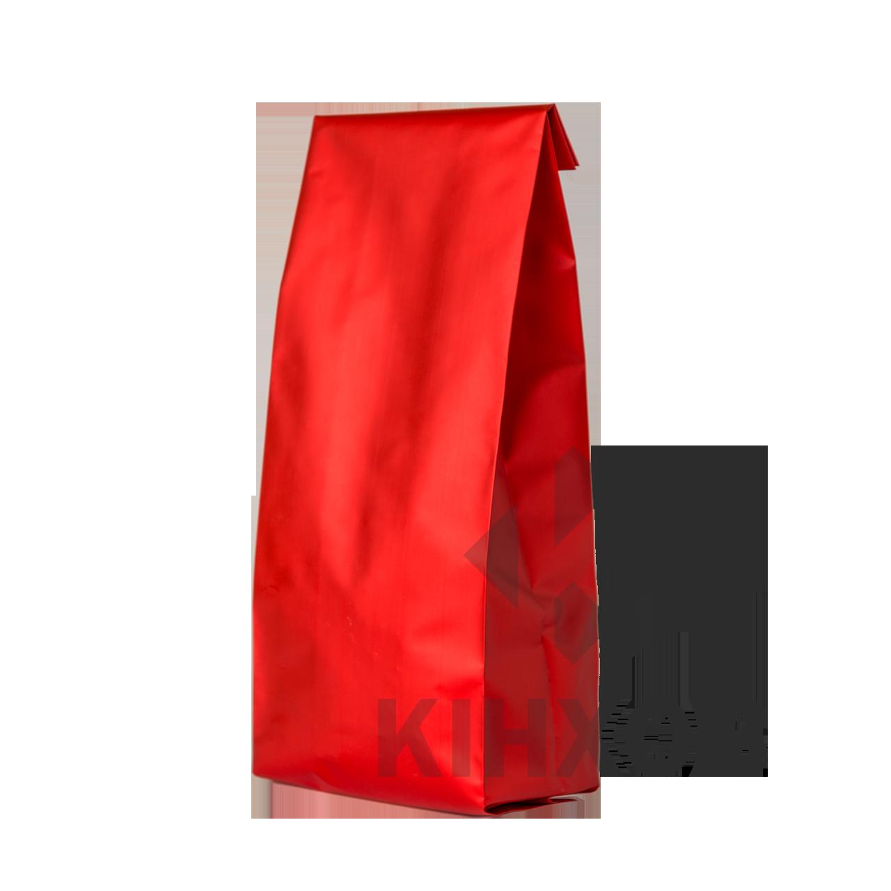 Пакет с центральным швом 90*320 ф (30+30) красный
