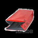 Пакет с центральным швом 90*320 ф (30+30) красный, фото 3