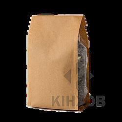 Пакет Стабіл з крафт-паперу 100х240 мм прозорі фальци