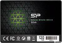 SSD диск Silicon Power 120Гб SP120GBSS3S56B25 SATA3, TLC