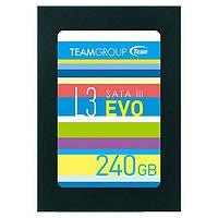 SSD диск Team L3 EVO 240Гб T253LE240GTC101 SATA3/ TLC