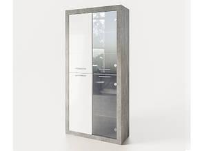 Шкаф 2ДСк Омега (Світ Меблів)