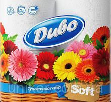"Туалетная бумага ""Диво"" Soft, 2-х слойная целлюлоза, Обухов"