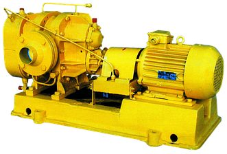 Газодувка ротационная серии Е21 60-4А