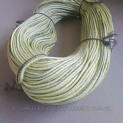 Фал лесковый плетенный комбинированный 4 мм 200 м