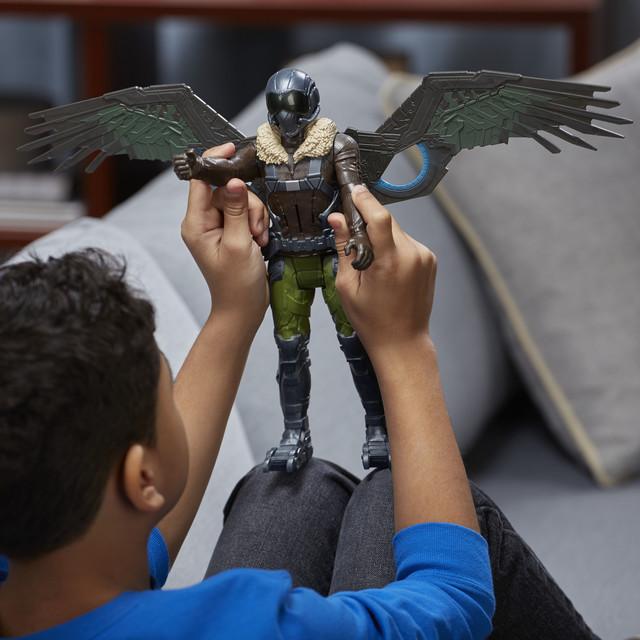 """Spider-Man Vulture із Людина-павук 15 см (Фигурка """"Человек-паук: Возвращение домой Hasbro,Стервятник,MARVEL"""