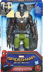 Електронна фігурка Hasbro Титан Vulture 30 см (C0701) фигурка Hasbro 'Титаны' Человек-паук: Электронный злодей