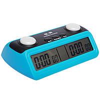 Часы шахматные электронные PURSUN, пластик, р-р 17,6х10х5,6см. (389)