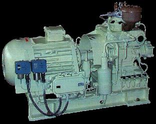 Установка компрессорная высокого давления серии ЭКПА-2/150 ЭКПА-2/150-3 ЭКПА-2/150-4