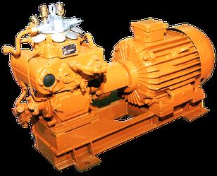 Установка компрессорная К2-150 и ЭК2-150 К2-150-I