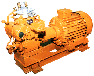 Установка компрессорная К2-150 и ЭК2-150 ЭК2-150-1У3