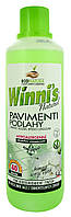 Гипоалергенное средство для мытья и дезинфекции пола Winni's Pavimenti e Superfici 1000 ml, фото 1