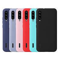 TPU чехол Candy для Xiaomi Mi 9 Lite (Разные цвета)