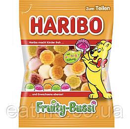 Haribo Fruity-Bussi Желейные конфеты с жидкой фруктовой начинкой