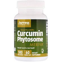 "Фитосомы куркумина Jarrow Formulas ""Curcumin Phytosome Meriva"" 500 мг (60 капсул)"