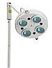 Світильник хірургічний безтіньовий пересувний СМ-28, фото 2
